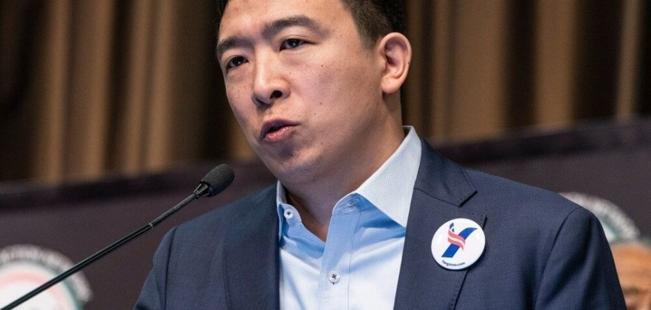 Fed Predicts Doomsday For U.S. Economy, Would possibly possibly well perhaps additionally Andrew Yang Effect Us?