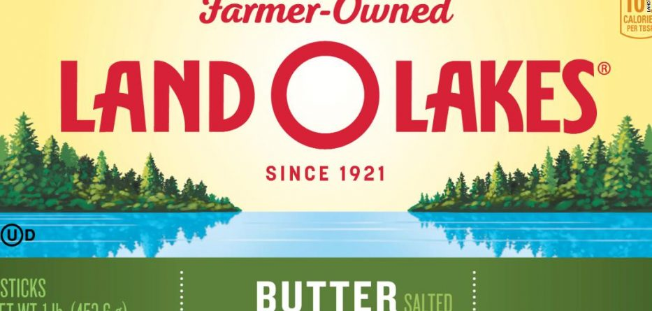 Land O' Lakes replaces Native American lady logo, touts farmer-owned credentials as a replacement