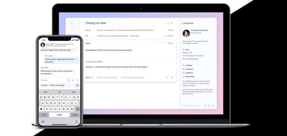 Superhuman's email app is overhyped and overpriced