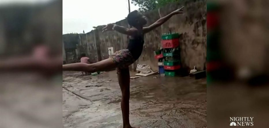 11-year-frail ballet dancer leaps nearer to his dream after viral video