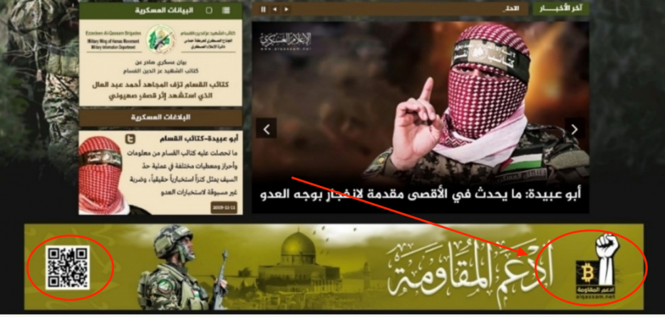 Bitcoin news Federal brokers tricked Hamas into sending Bitcoin to Uncle Sam