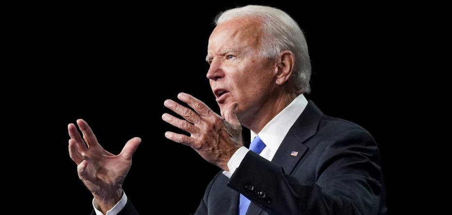 'Fanning the flames of abominate': Biden slams Trump for 'encouraging violence' in Portland