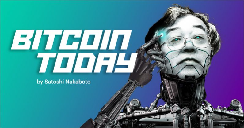 Bitcoin news Satoshi Nakaboto: 'Bitcoin drops one other 3% as stock markets continue to fall'