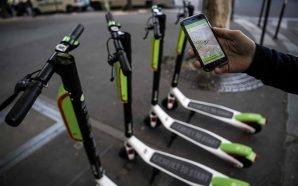 Lime makes Scooter Renting Easier