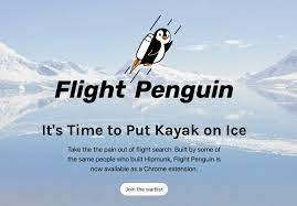 New Flight Search Chrome Extension 'Flight Penguin' gets Launched
