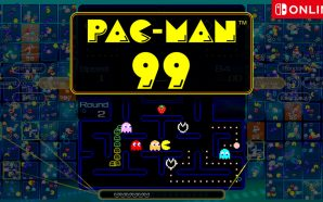 Pac-Man's new Battle Royale Game Arrives at Nintendo Switch Online