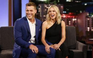 Colton Underwood boasts his fit physique after prioritizing his health